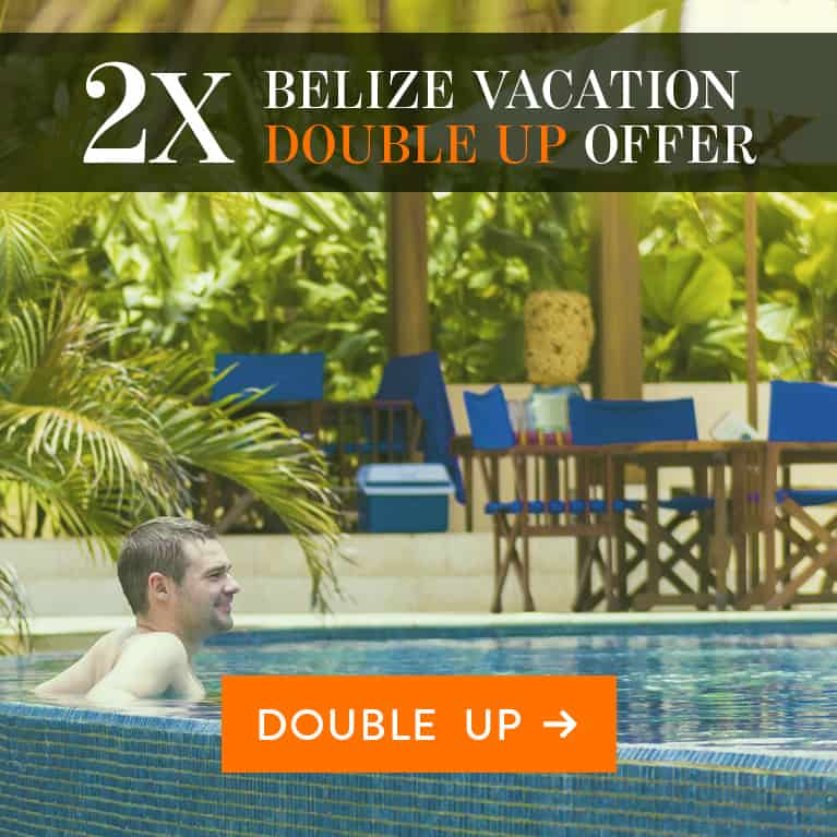 belize travel deal double up program at chaa creek resort