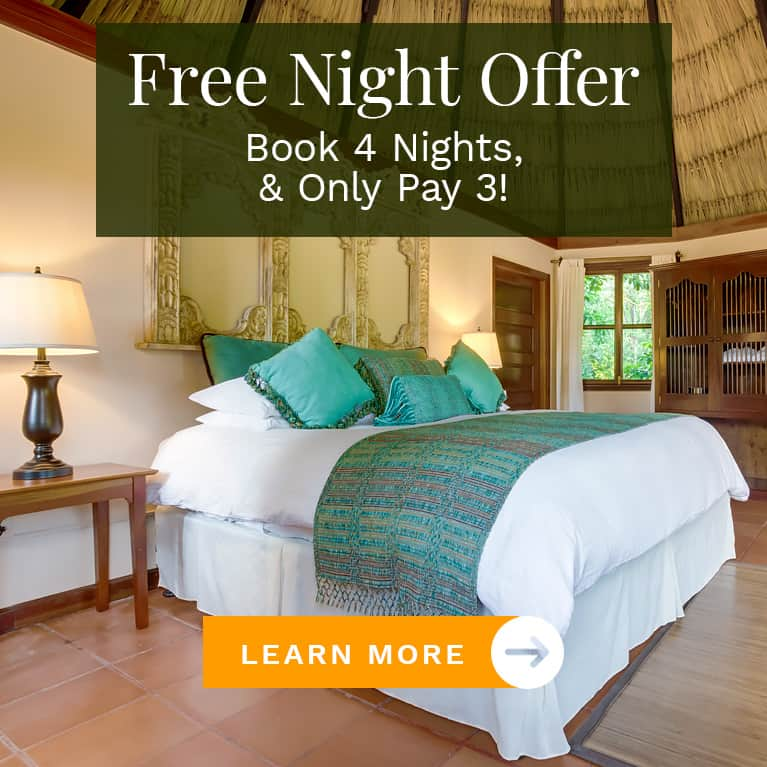 belize free night offer at chaa creek thumbnail