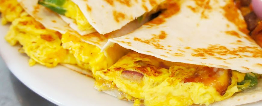 Quesadillas Breakfast Recipes