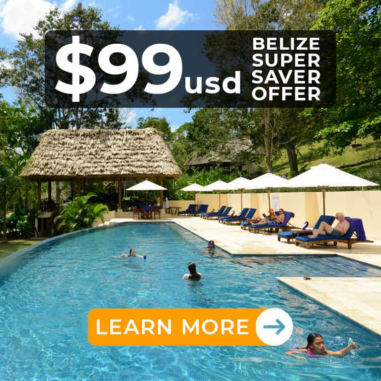 Belize Super Saver Travel Deals $99 Package