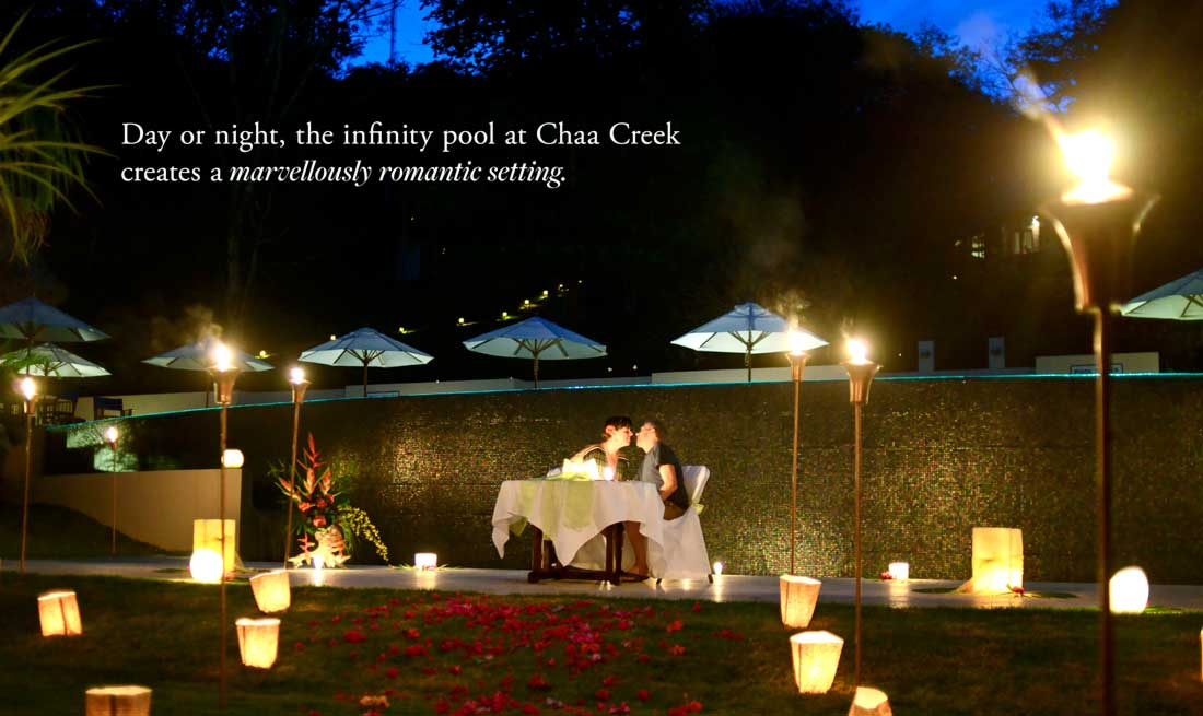 Belize Weddings & Honeymoon become more affordable thanks to Chaa Creek Luxury Resort