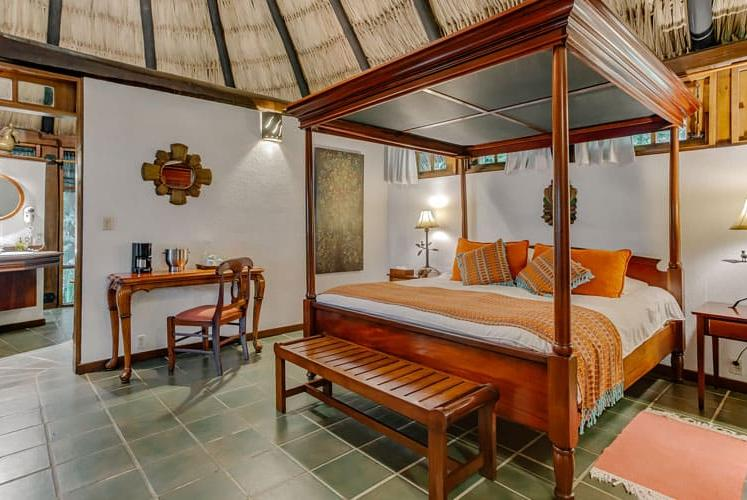 Belize Garden Jacuzzi Suite at chaa creek thumb