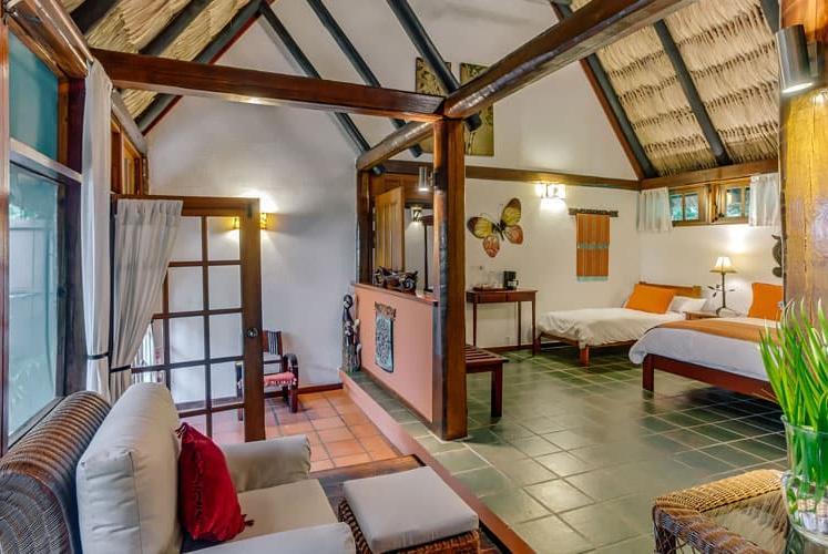 Belize Garden Suite at chaa creek resort thumb