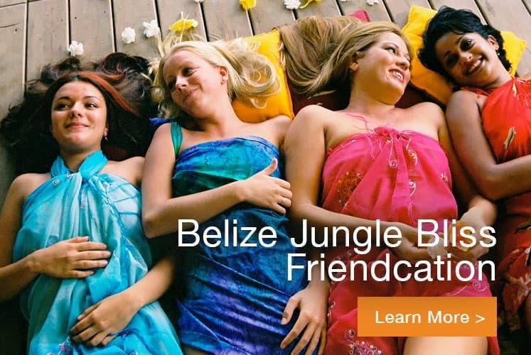 belize jungle bliss friendcation at chaa creek resort locals