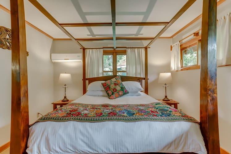 Belize luxury spa villa chaa creek resort master single room