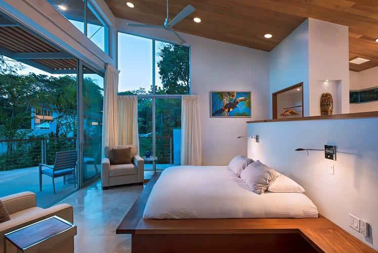 Belize luxury villas ix chel chaa creek bedroom