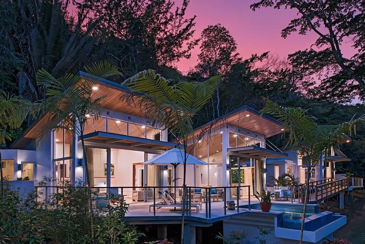 Belize luxury villas ix chel chaa creek exterior