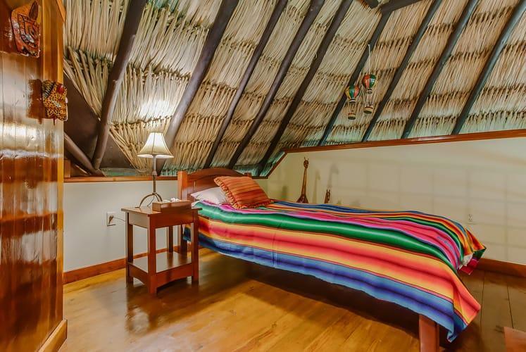 Belize orchard family villa chaa creek resort mini bed