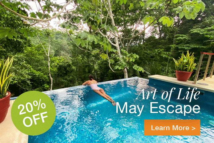 Belize May offer art of life at chaa creek resort thumbnail