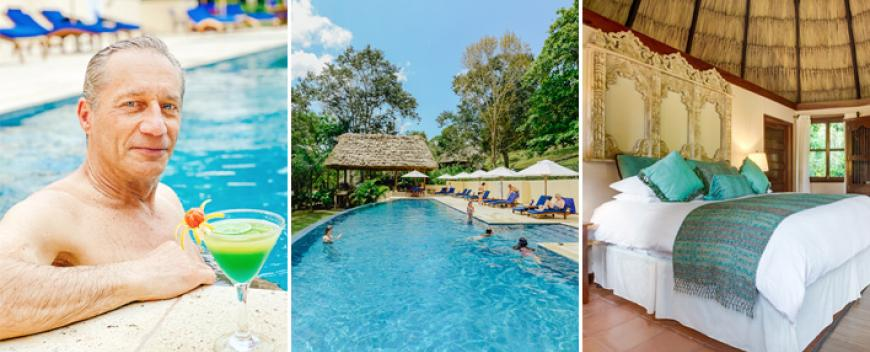 4th of july resort offers in belize at chaa creek jungle resort