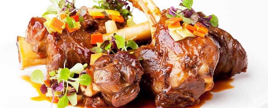 Belize Recipes Braised Lamb Shanks