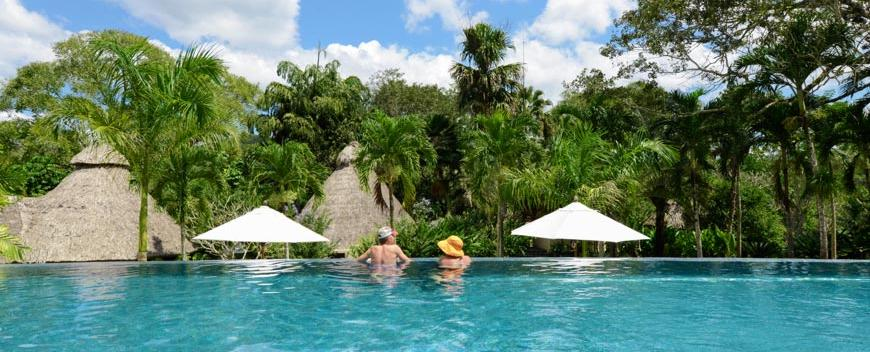 Chaa Creek Belize Super Saver Travel Deal