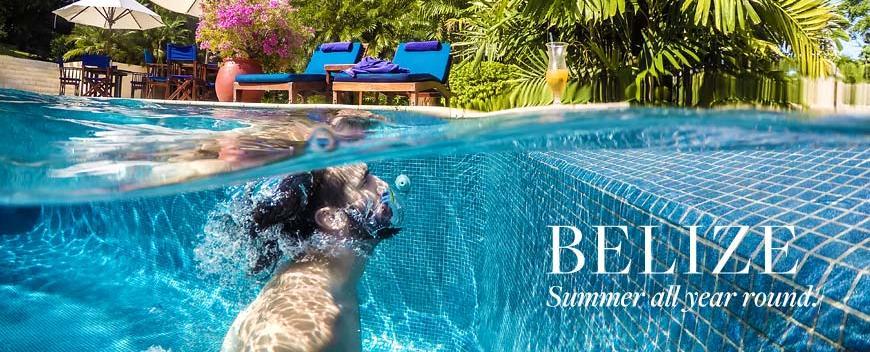 Belize Travel Deal Winter Warmer Offer at Chaa Creek Luxury Resort
