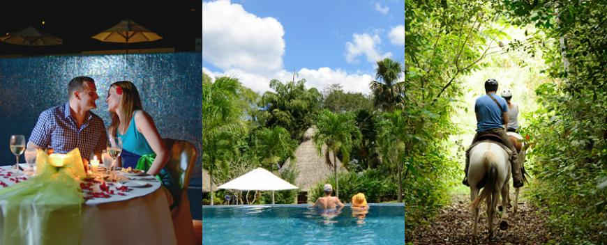 Chaa creek belize love is in the air valentine travel offer main