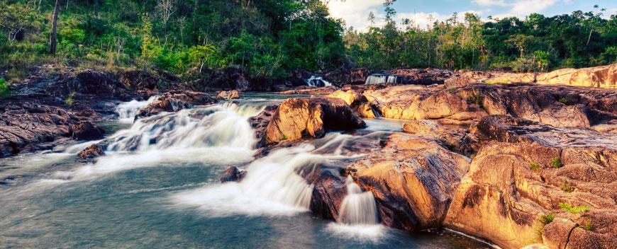 Chaa Creek Mountain Pine Ridge Tours in Belize