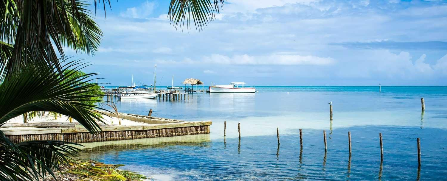 Ambergris Caye in the Belize District is also known as La Isla Bonita or San Pedro