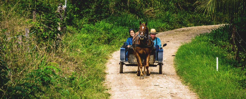 Barton Creek Cave Tour Mennonites by Chaa Creek