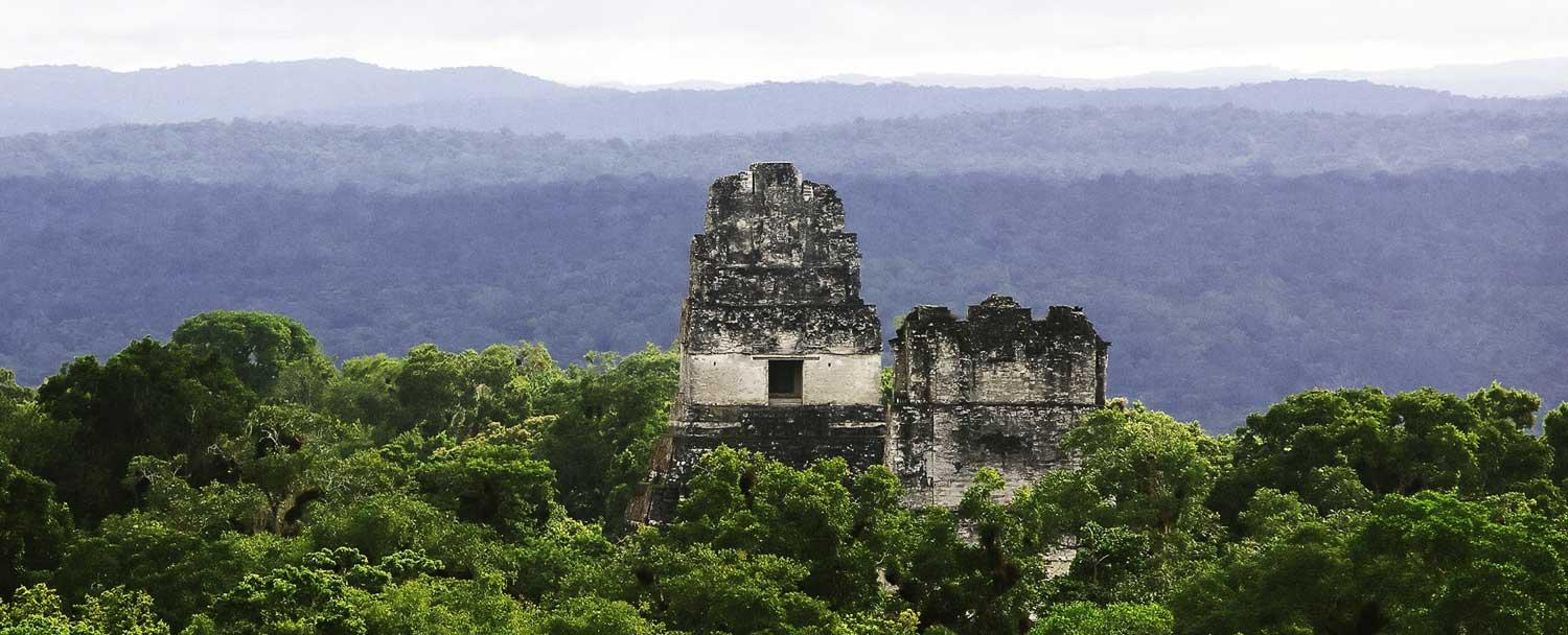 Visit Tikal Mayan Ruins with this Belize all inclusive beach & jungle vacation package by Chaa Creek Resort