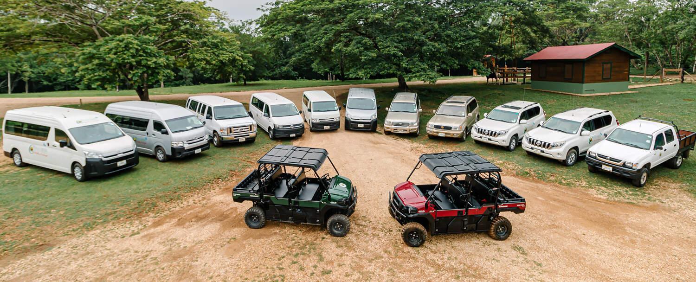 Chaa Creek Belize Transfers