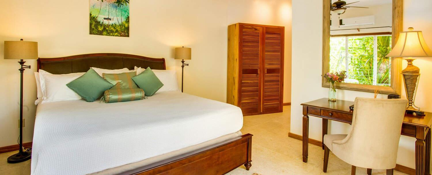 Belize all inclusive beach jungle vacation package accommodation