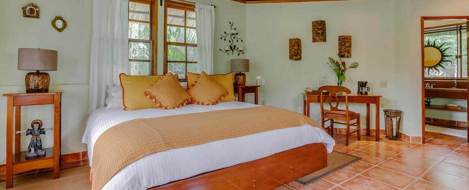 Belize all inclusive vacation beach jungle package chaa creek cottage