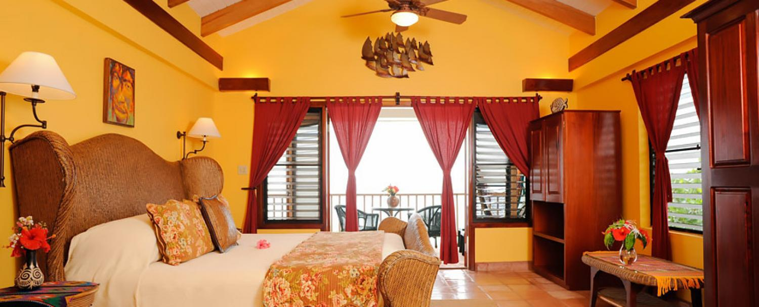 Belize Beach Jungle Vacations at Roberts Grove