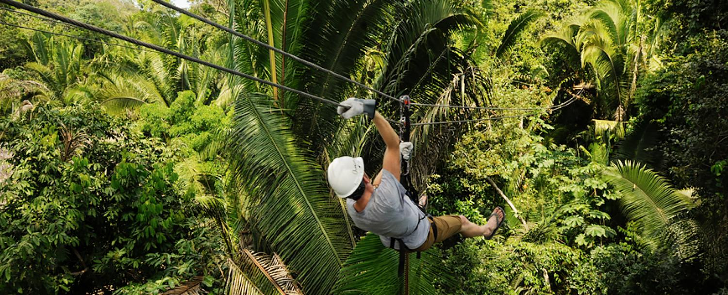 Belize Zip-lining Tours