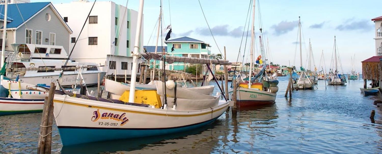 Belize City District