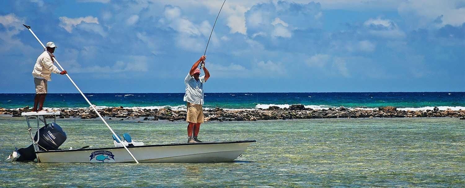 Belize Fishing Vacations at Turneffe Flats & Chaa Creek Luxury Resort