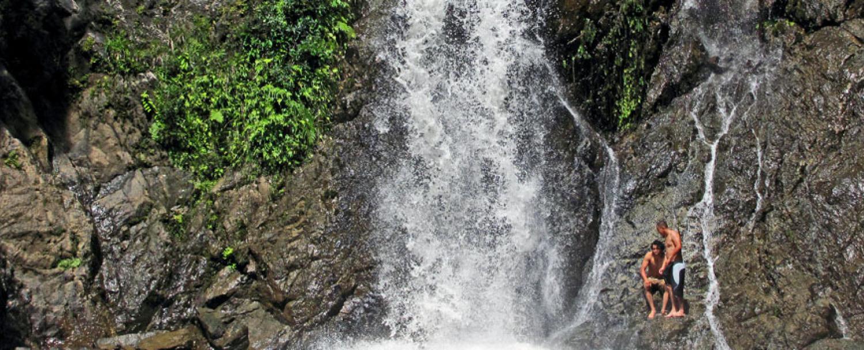 Belize Pontoon  Vaca Lake Tour