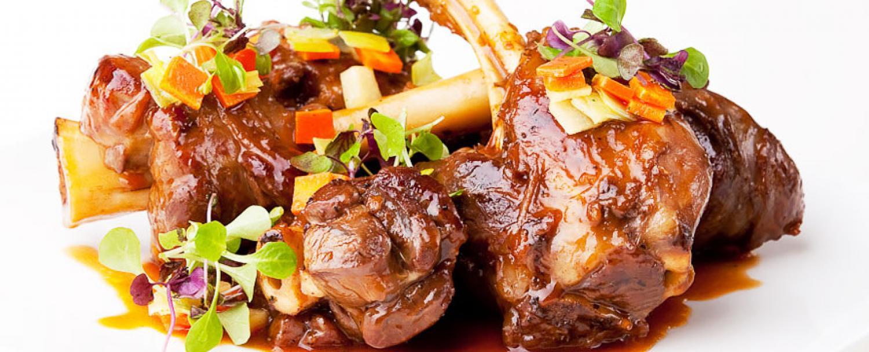 Belize Recipes Braised Lamb Shanks