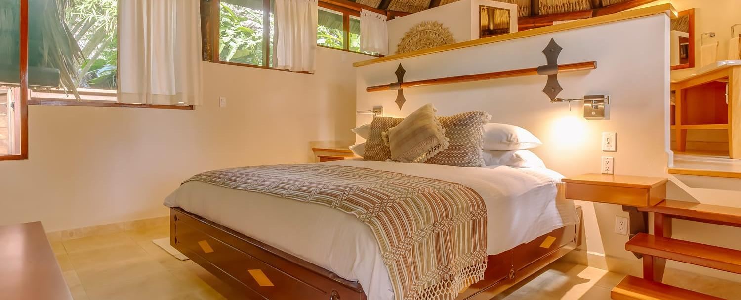 Luxury Tree Top Villas at Belize Resort Chaa Creek