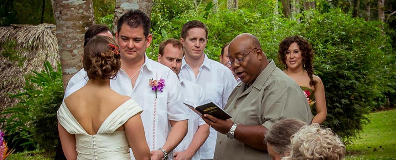 Belize Wedding Chaa Planning Creek