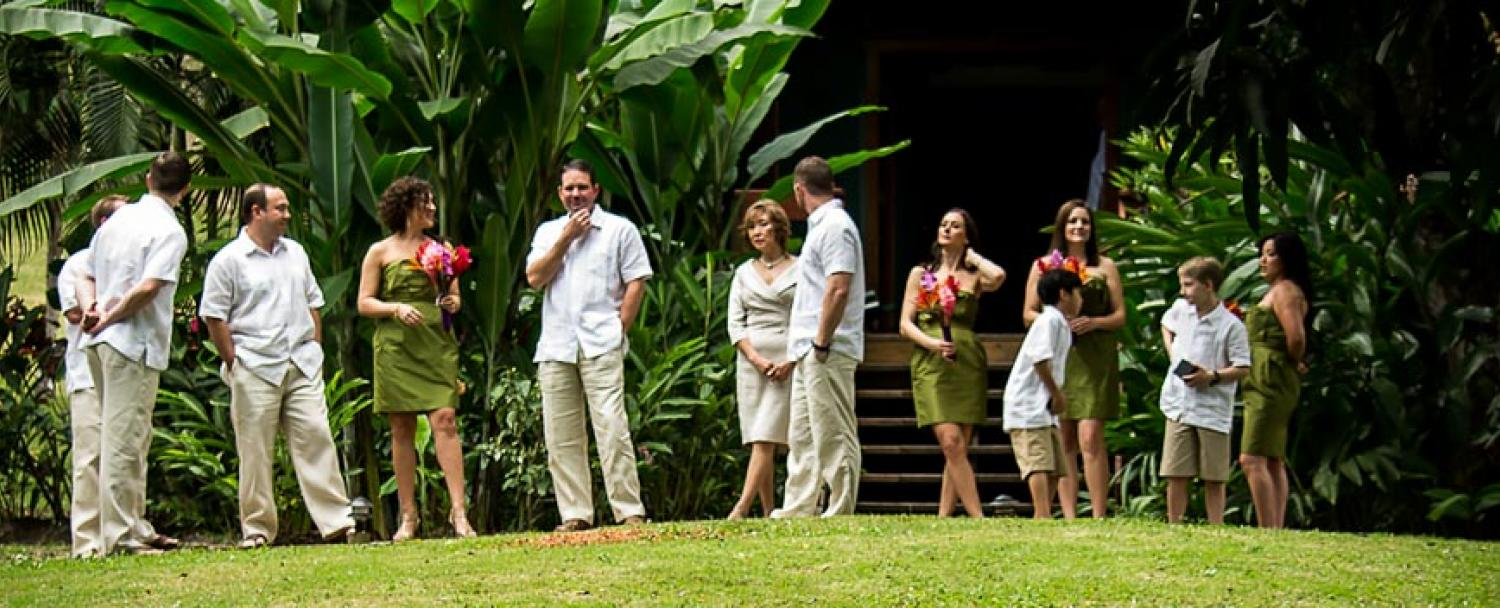 planning chaa wedding belize