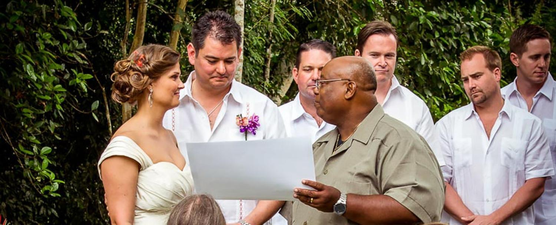 Belize Wedding Requirements Chee Creek