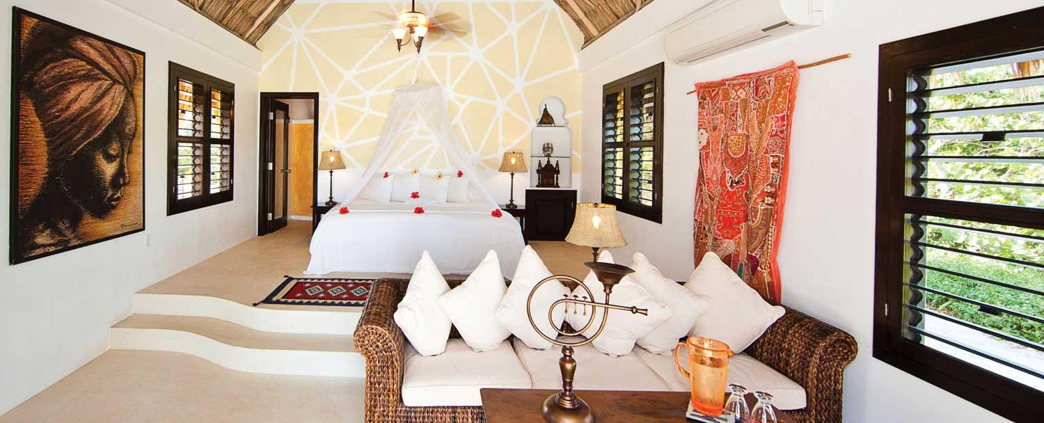 Belize all inclusive vacation accommodation with Chaa Creek resort on Ambergris Caye