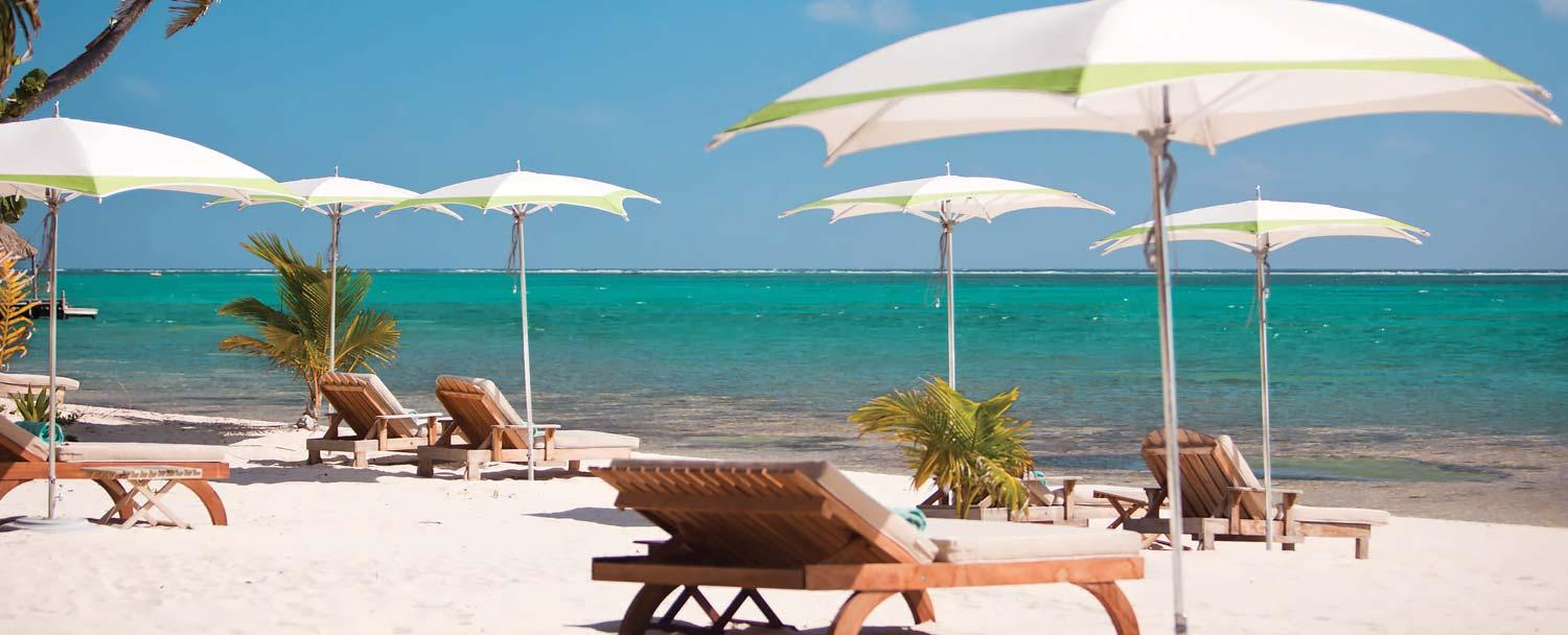 Belize all inclusive beach & jungle vacations on Ambergris Caye by Chaa Creek Resort