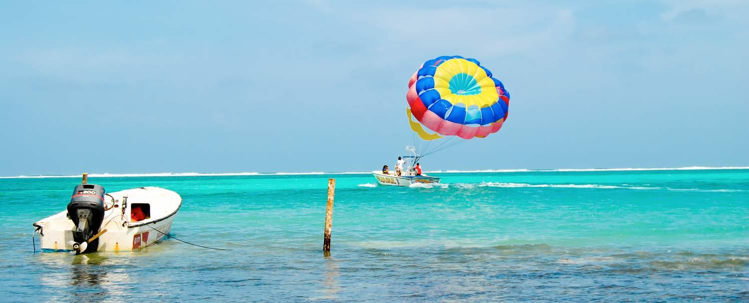 Great Belize barrier reef tour by Chaa Creek Resort
