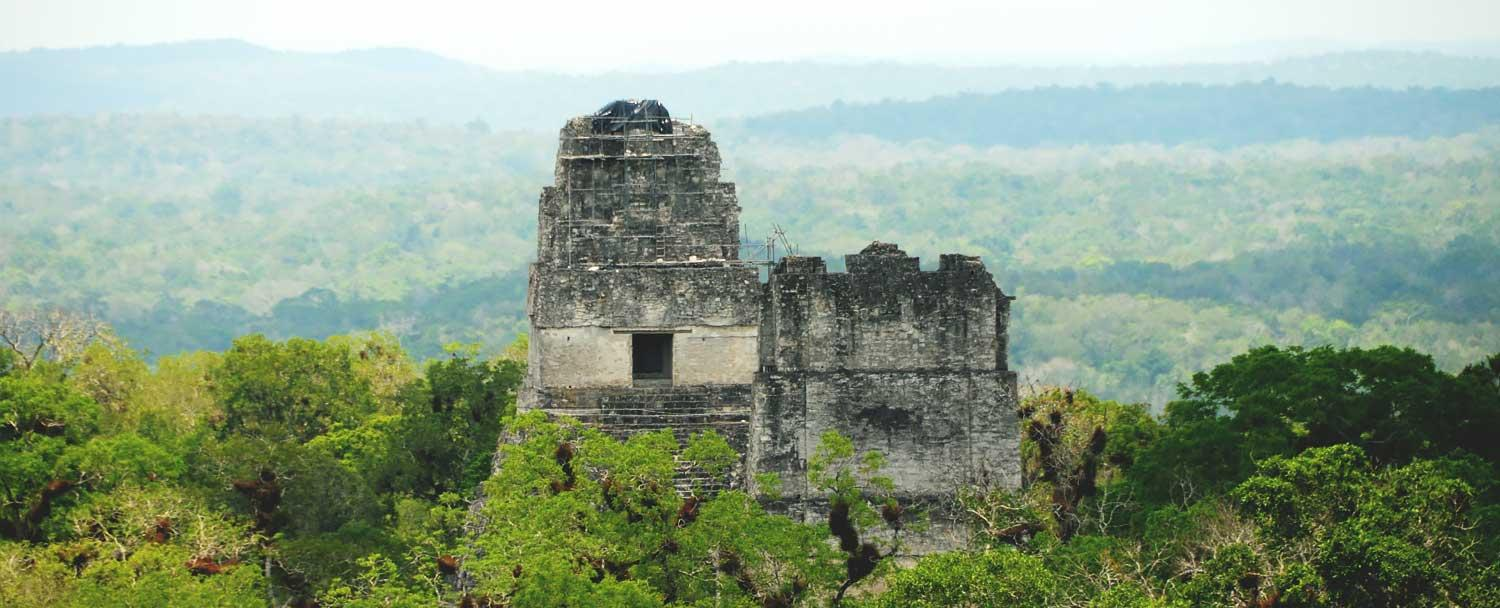 Belize beach and jungle vacation package with Chaa Creek visits to Tikal Guatemala