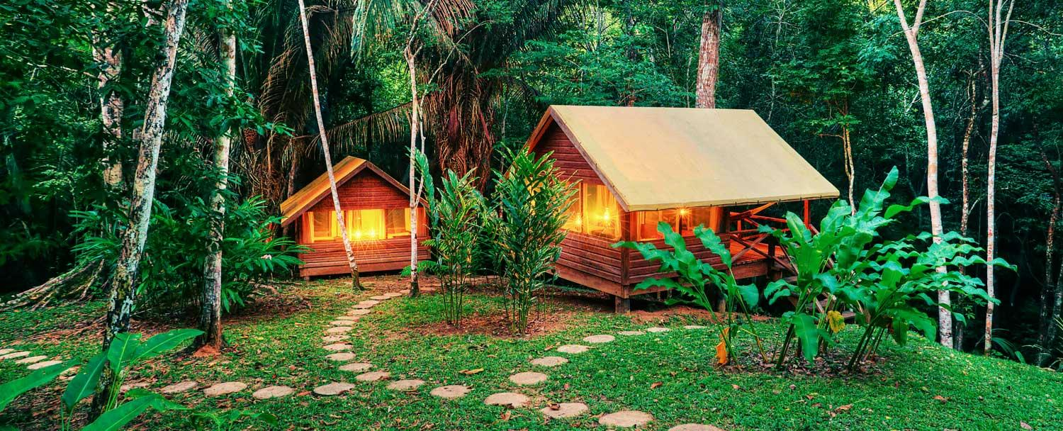 Belize Camp Casitas Budget Accommodations