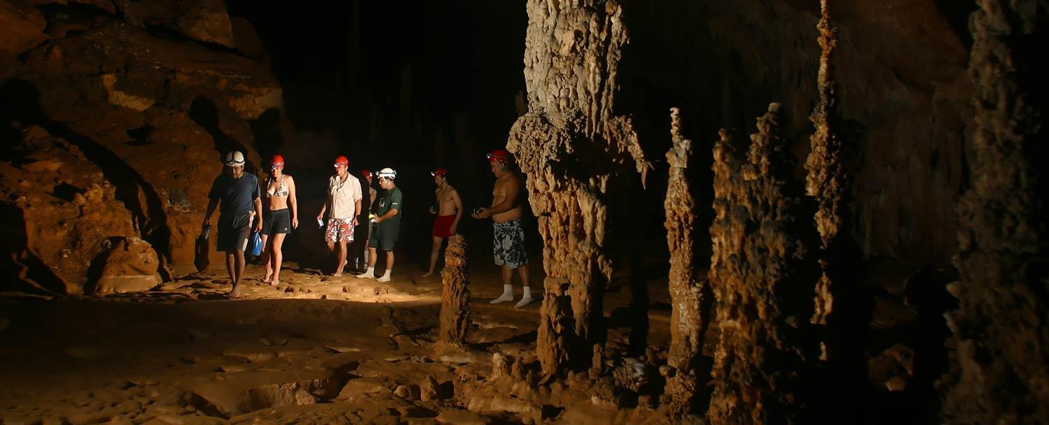 Belize Cave Tours