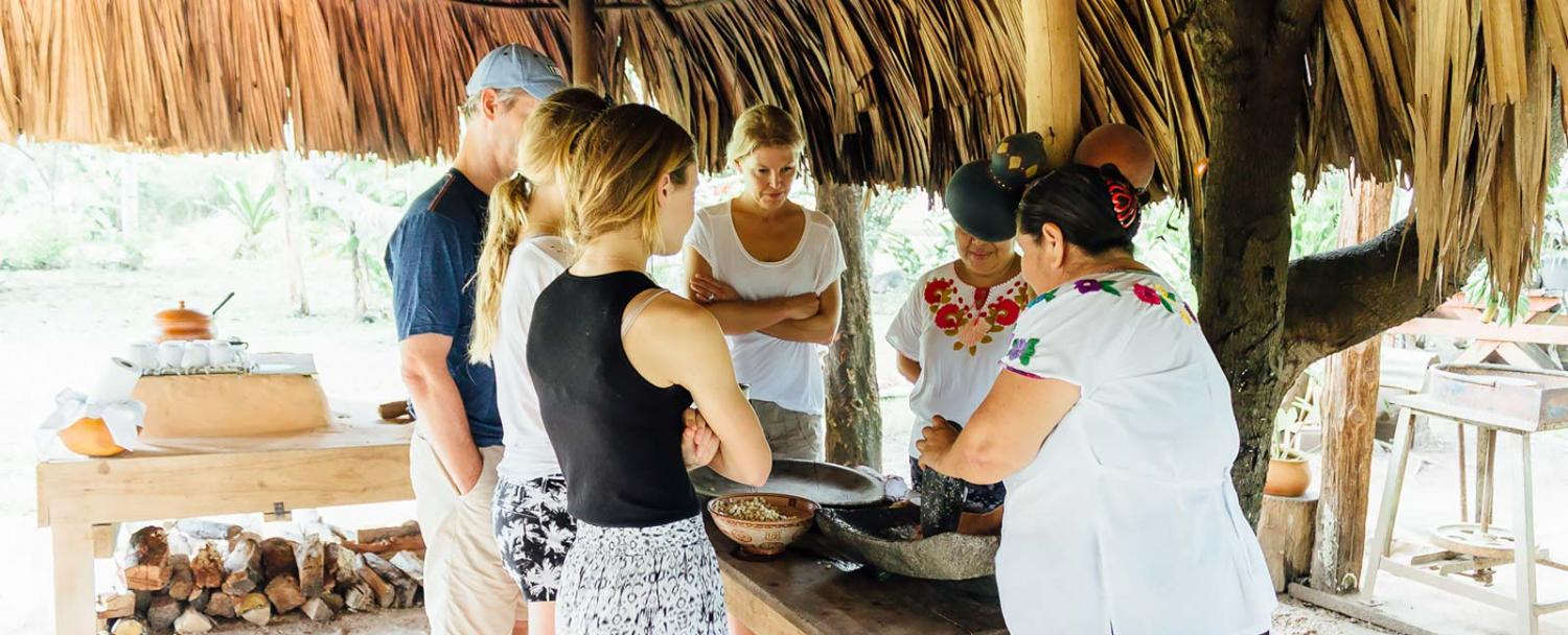 Belize conservation san Antonio womens group tour