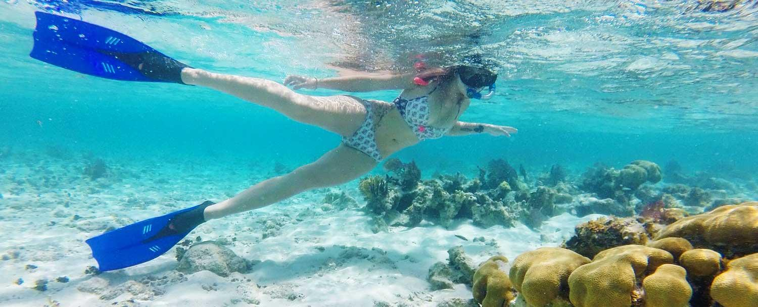 Snorkeling the Great Belize Barrier Reef with Chaa Creek Resort