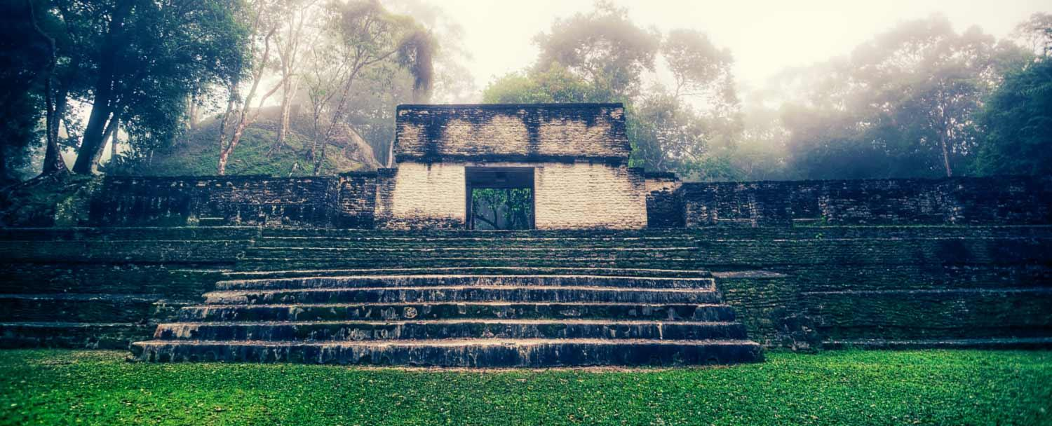 Belize Mayan Ruins Tour at Cahal Pech