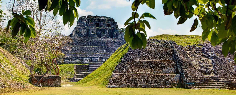 Belize's Xunantunich Mayan Ruins