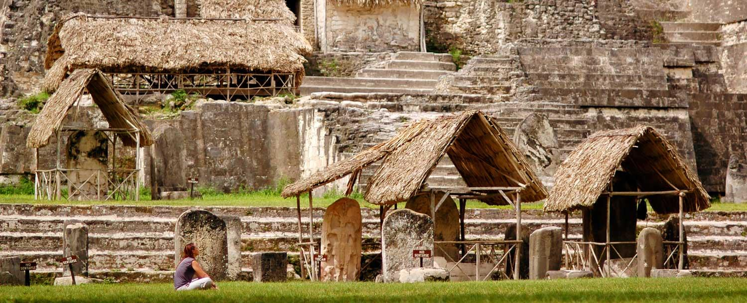 Belize Mayan Ruins Tour at Tikal Guatemala