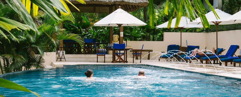 Belize Resort Swimming Pool