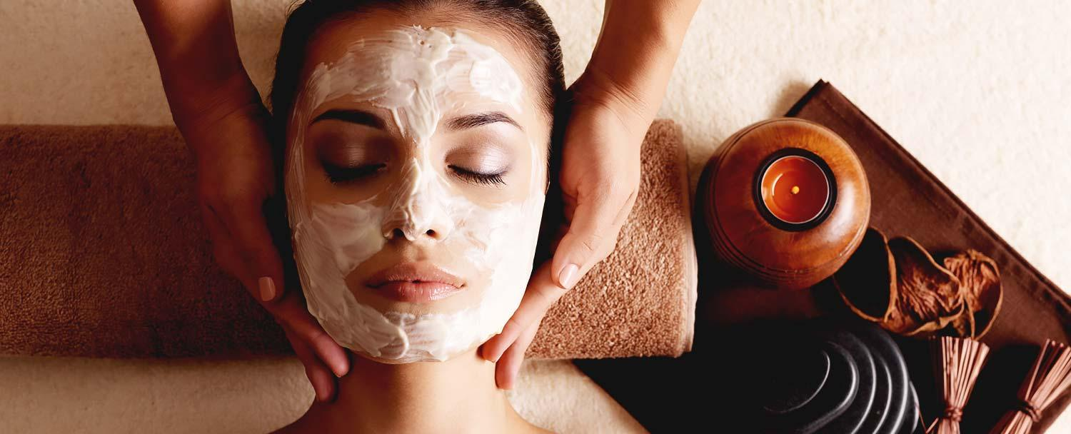 Belize spa resort facial treatment