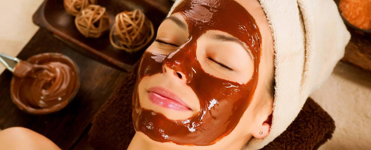 Belize spa resort chocolate facial