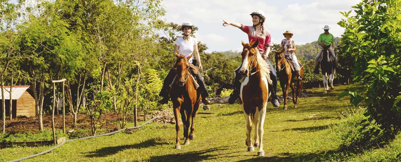 Belize Horseback Riding Tours